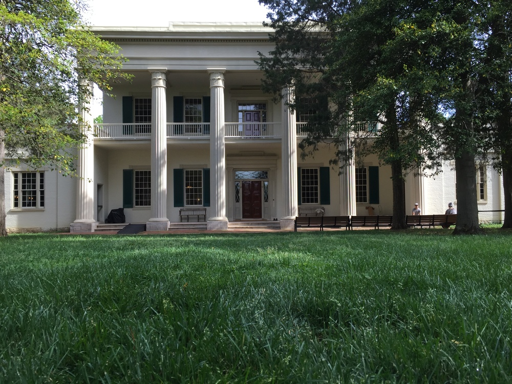 The Hermitage Mansion - Hermitage, TN