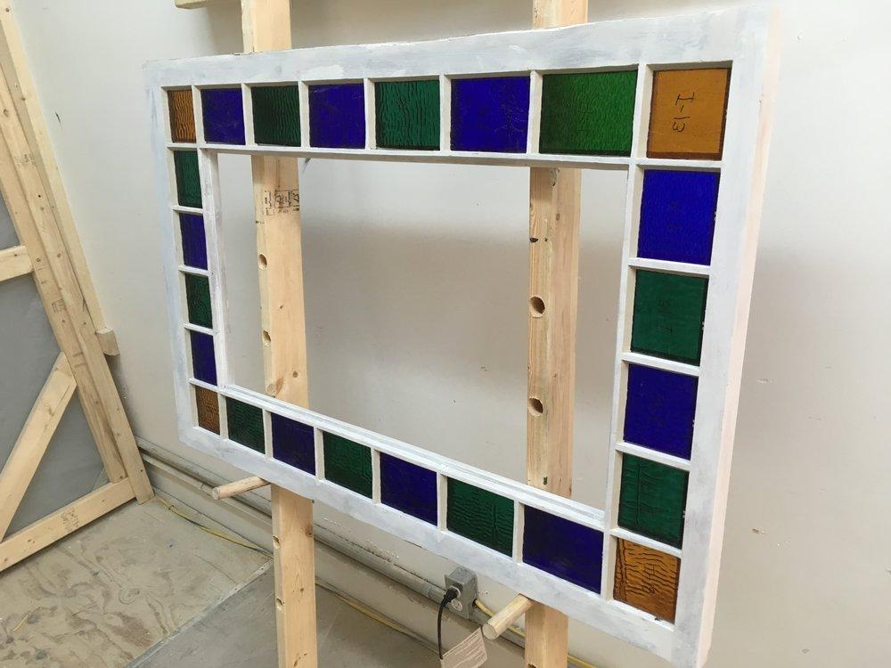 Stain Glass Repair