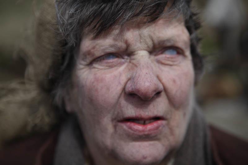 "Spfx make up for a short film "" LANDPOSTUR "" Designed and applied by Asta"