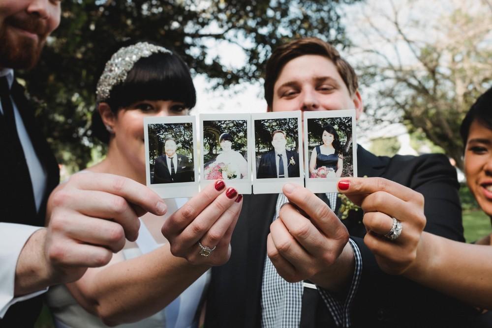 Polaroid hire | perth school ball