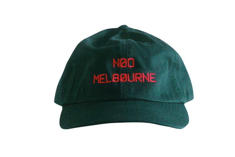 Green Melbourne Cap.png