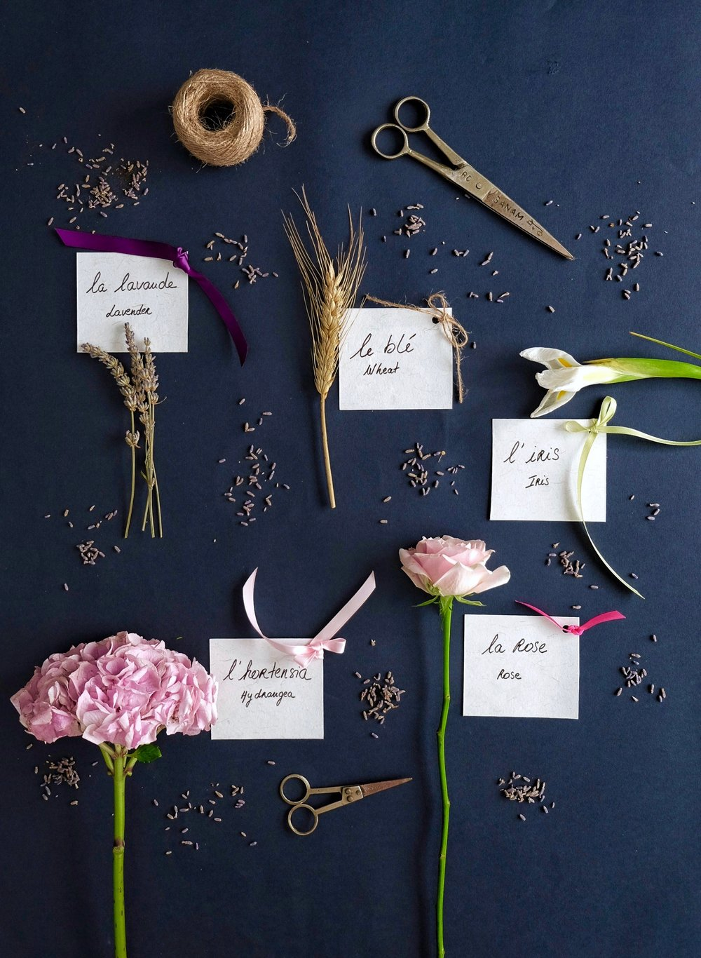 Ask a French Flowers bouquet hand tied  arrangement workshop singapore tiong bahru shop online delivery