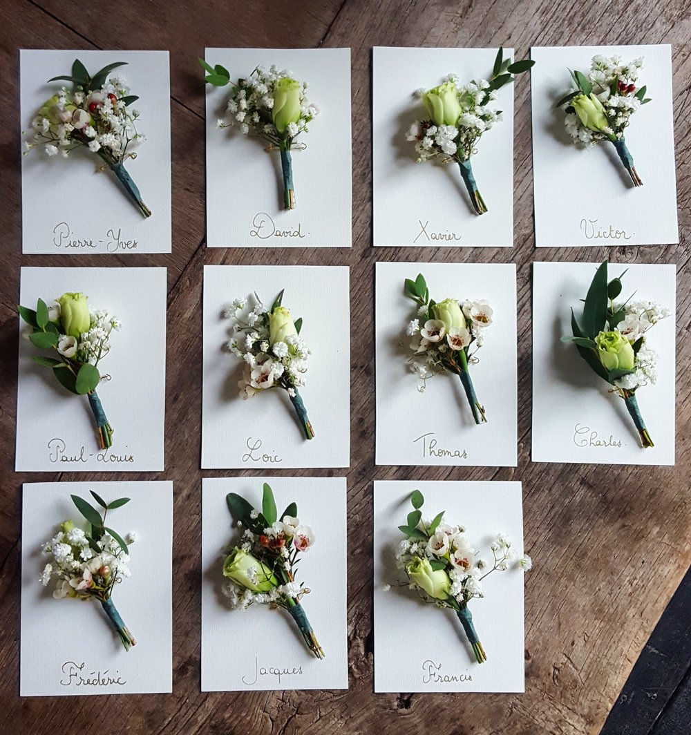 boutonnieres ask a french flowers