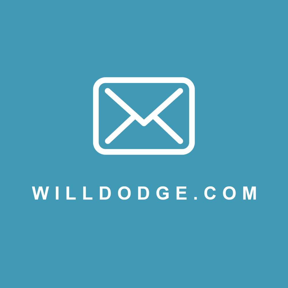 Will Dodge Email - Contact Me