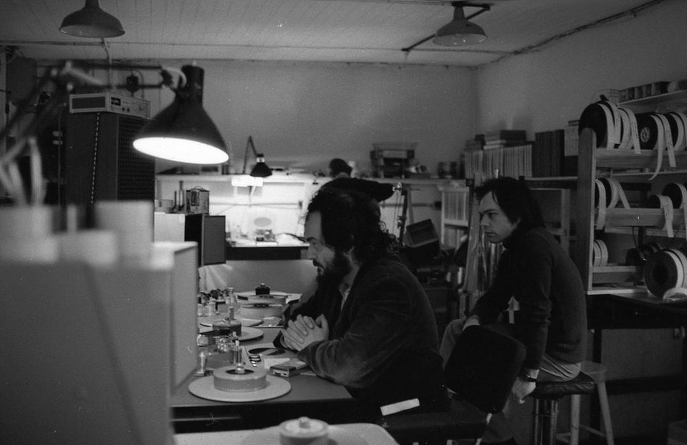 kubrick-editing-barry-lyndon-film