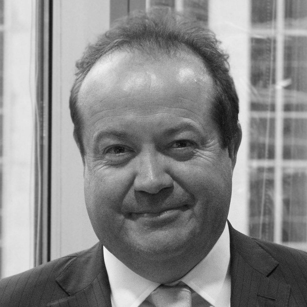 Simon Jackson - Non-Executive Director