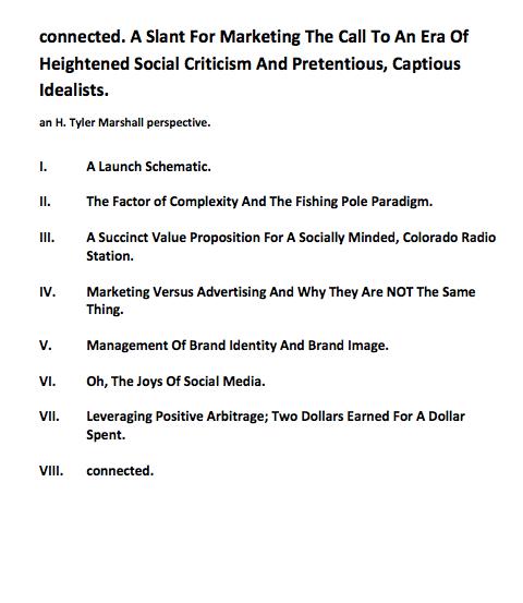 CRN. Marketing Slant