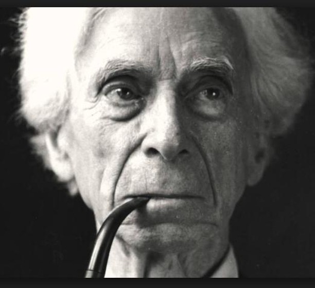 """Do not fear to be eccentric in opinion, for every opinion now accepted was once eccentric."" - Bertrand Russell, British philosopher, logician and mathematician. . . #100quotesonpurpose #philosophersofinstagram #bertrandrussell #100dayproject"