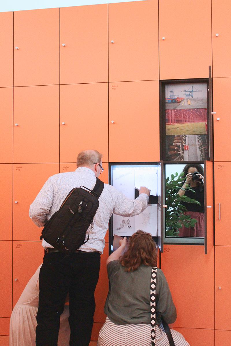 bassem saad delinkwhen venice architecture biennale dutch pavilion work body leisure