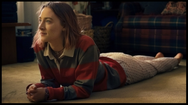 "2.   Lady Bird    I spent the drive home after watching this movie skipping through my '90's playlist, a personalized soundtrack of my own coming-of-age. While anticipating the moment I'd inevitably reach ""Crash Into Me"", every song transported me back to every great and terrible memory of my teenage years. I'm grateful for every single one of them and I'm grateful for this movie. It's rare that I find the time to see things twice in the theater, but this was one that demanded a second viewing. I can't even express to you how much I love what Greta Gerwig has given us."
