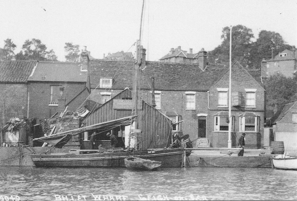 Billet Wharf