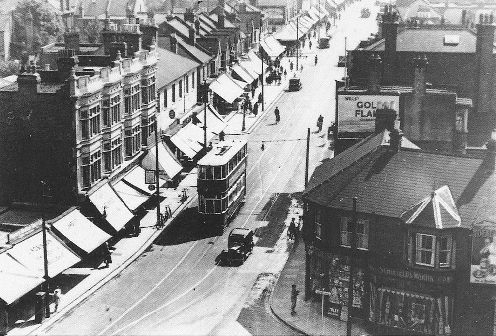 Leigh Broadway Shops