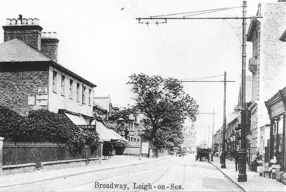 High Street (Looking West)