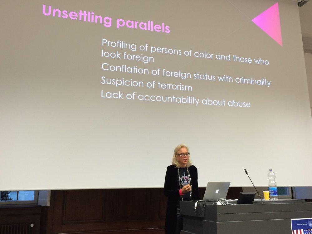 Prof. Greta Olson