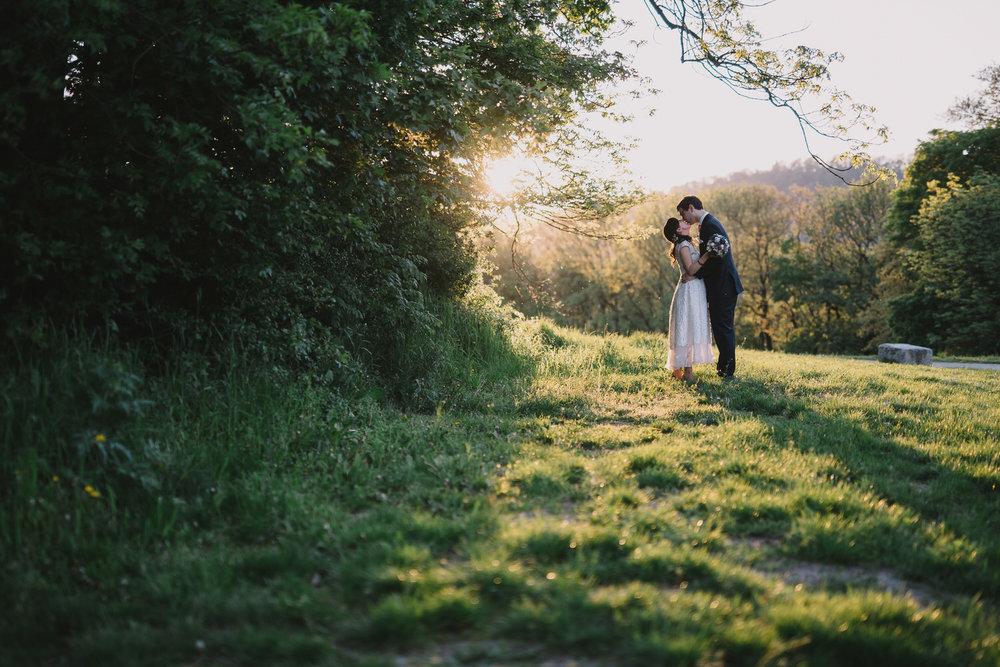 Sunset Shooting - endlich verheiratet