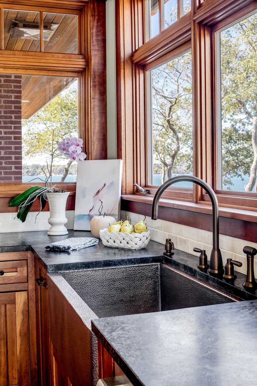 kitchen sink, farmhouse sink, kitchen design, Rhode Island, interior design