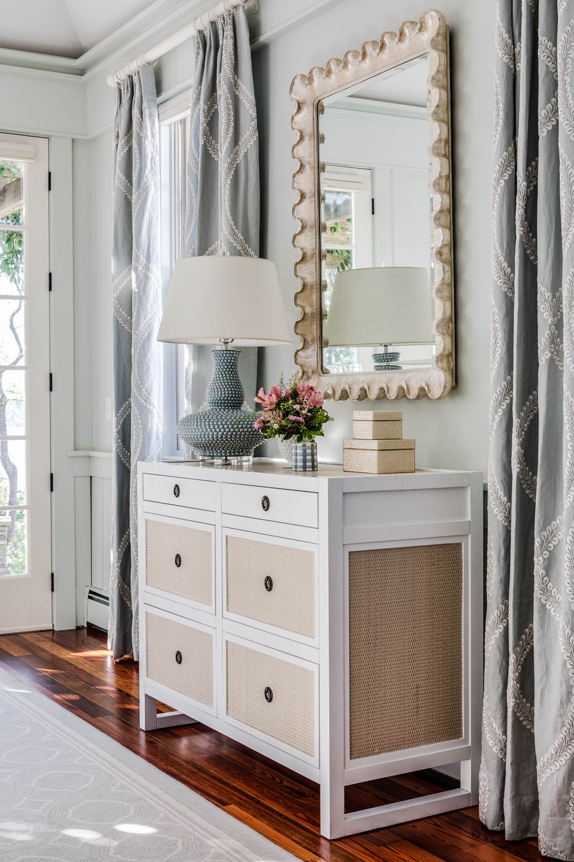bureau, bedroom, interior design