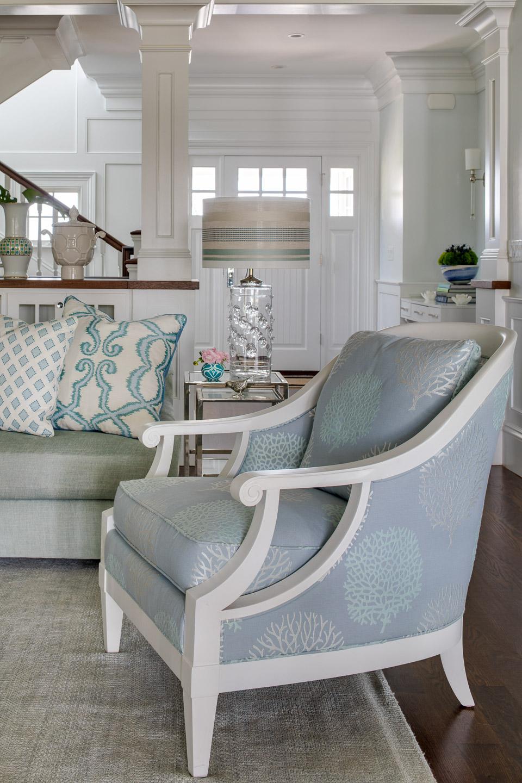 Dinardo Bailey Summer house, summerhouse, summerhouse design, great room design, living room design, family room design, beach house, east coast, beach design