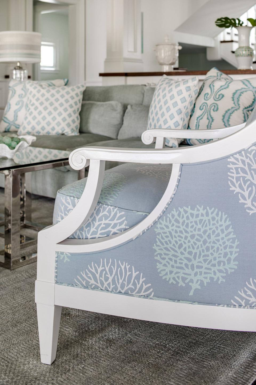 Dinardo Bailey Summer house, summerhouse, summerhouse design, great room design, living room, family room,beach house, east coast, beach design