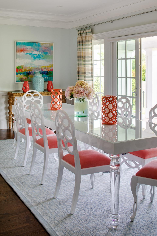 Dinardo Bailey Summer house, summerhouse, summerhouse design, beach house, east coast, beach design, dining room