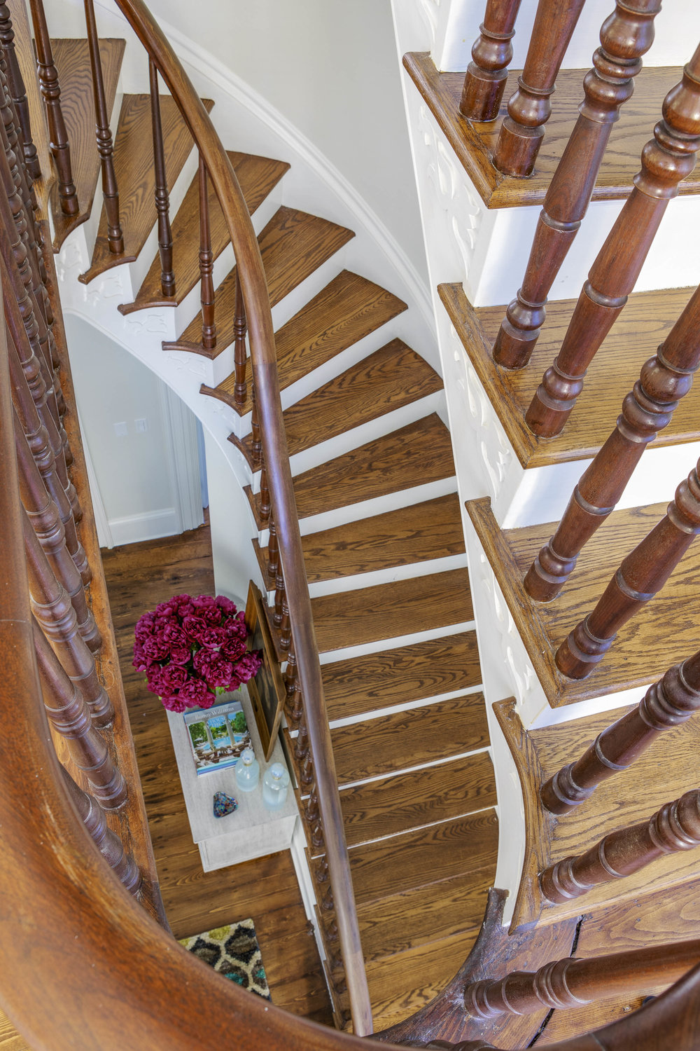 Digs Design, Digs, Digs Design Company, Interior Design, Jocelyn Chiappone, Rhode Island, Newport, Providence, Stairway, Stair case