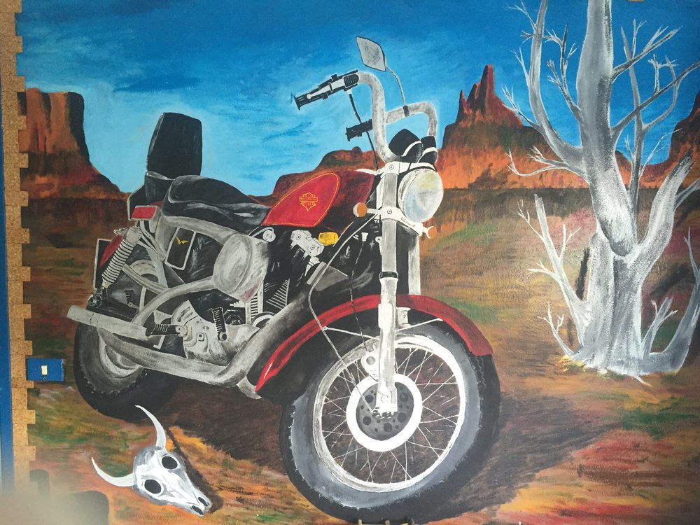 Harley Davidson - Ourense