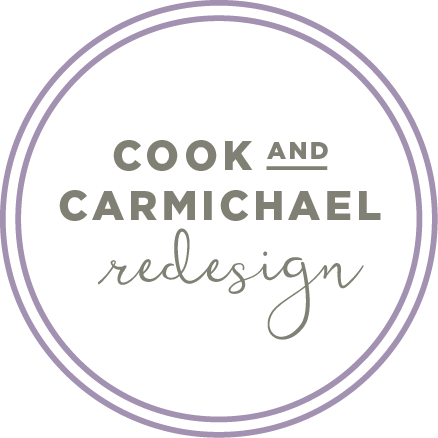 Cook and Carmichael Redesign
