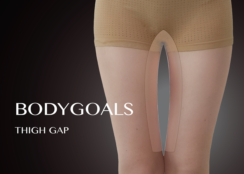 Thigh Gap Ad, 2016