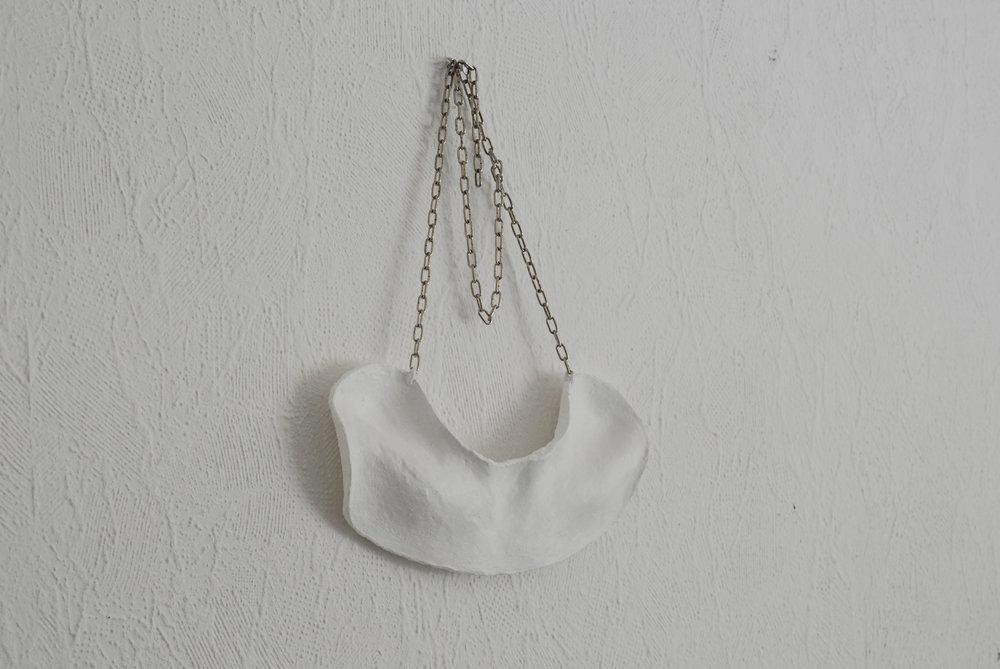 beauty bones necklace