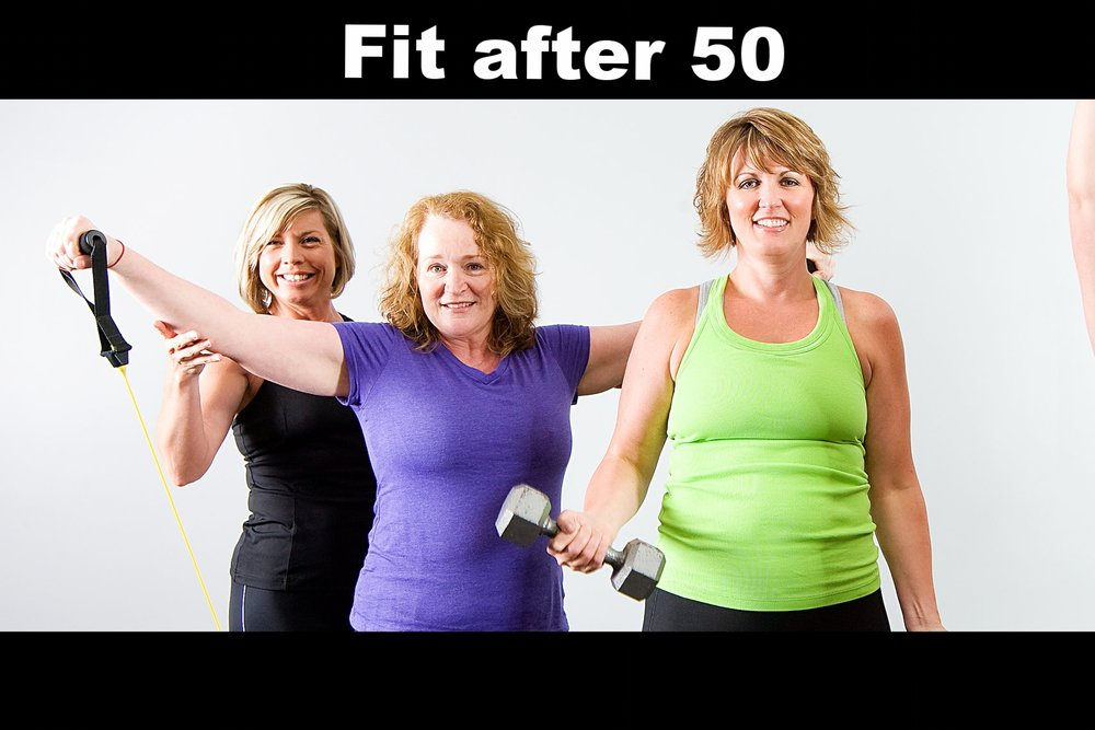 women fit after 50
