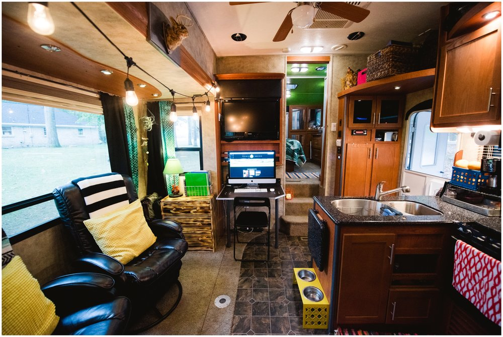 5th wheel renovation
