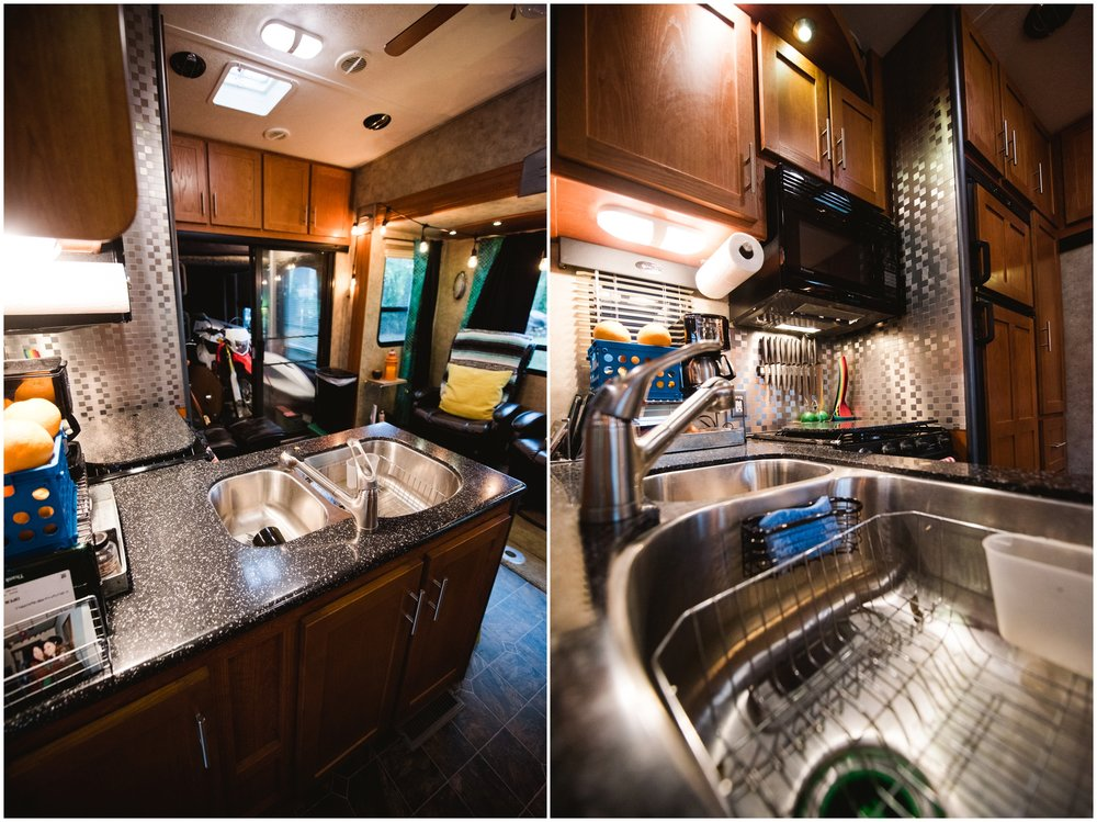 RV KITCHEN RENOVATION