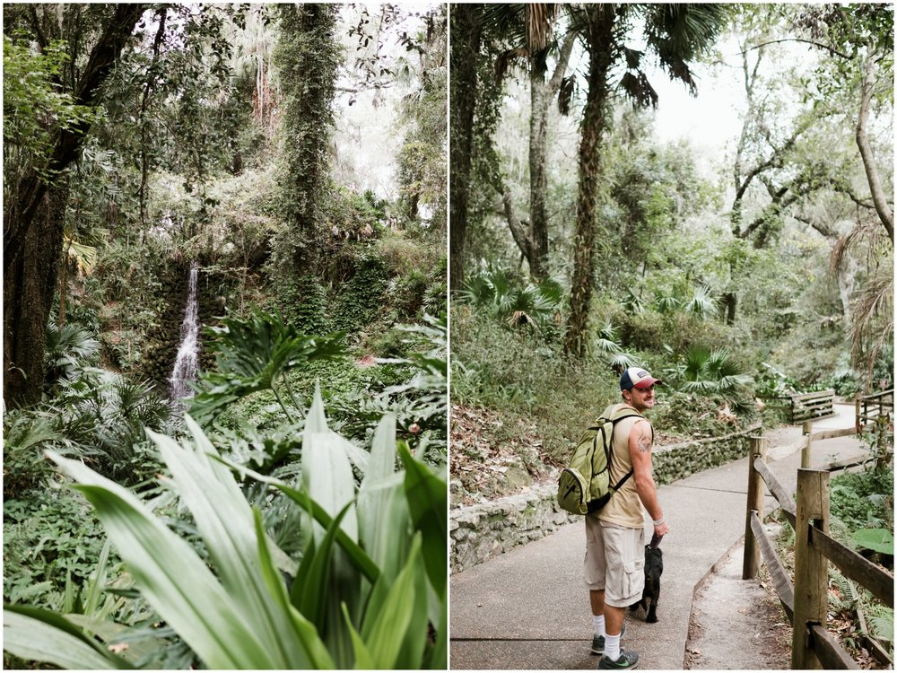 RAINBOW SPRINGS STATE PARK // TRAIL HEAD
