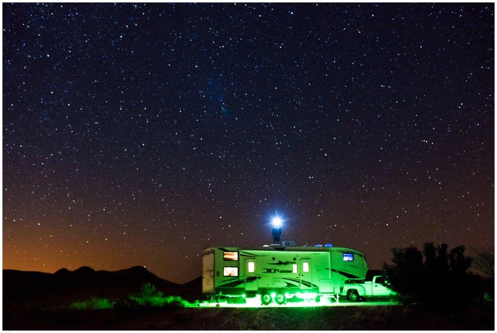 boondock camping