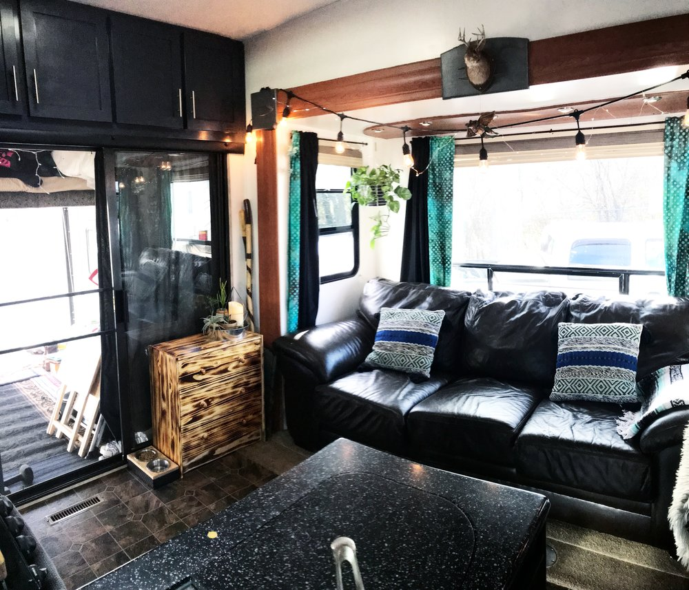 fifth wheel renovation
