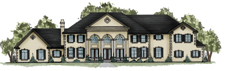 neoclassical architecture rocky mountain plan company