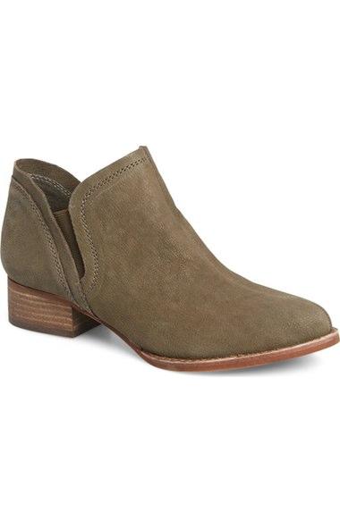 'Carlal' Block Heel Bootie