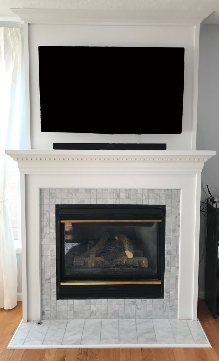 fireplace renovation a tale of patience and adaptation u2014 the