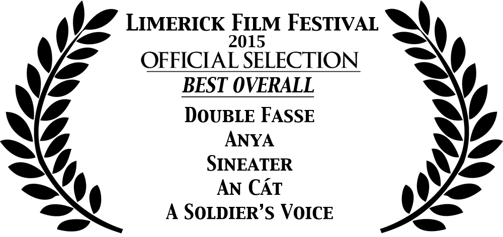 (via  The Short List | Limerick Film Festival )   Delighted to have written the theme song for the great short film  Double Fasse . Thanks again to  Jo Petit  for vocals.