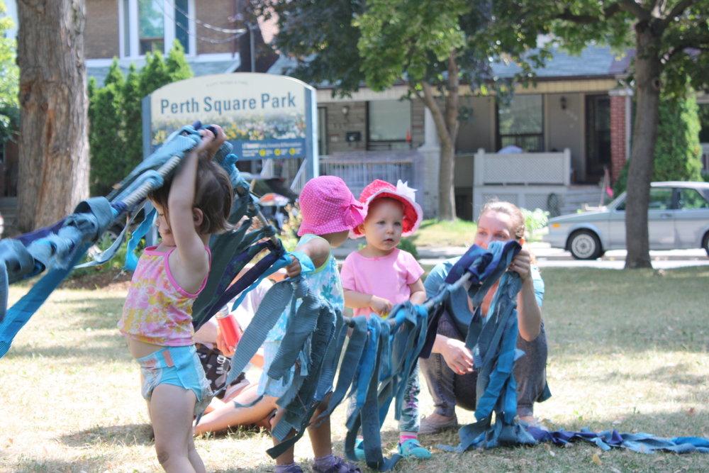 Perth Square Park