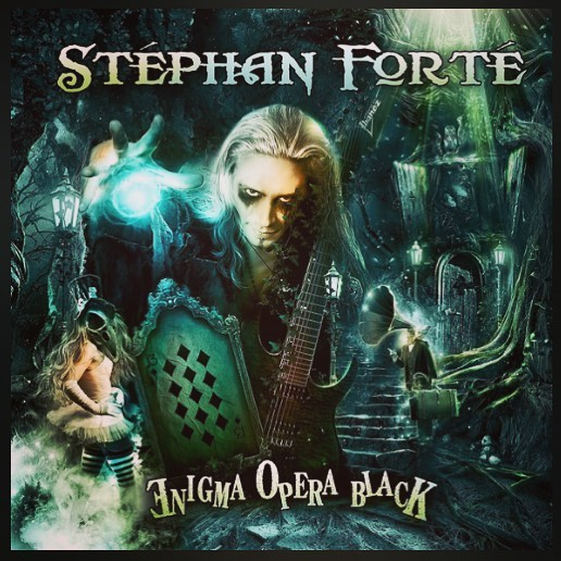 One of our favourite Ibanez shredders - Stephan Forte, has consistently wowed us with the work he's done in Adagio and his solo project. He blends gothic soundscapes with virtuosic beauty on Enigma Opera Black. Who's your favourite shredder? . . . . . #stephanforte #enigmaoperablack #ibanez #showyourprestige #shredder #poll #who #metal #gothic #adagio #virtuoso #music @officialibanezguitars @stephanforte_official @rockshotsrecords