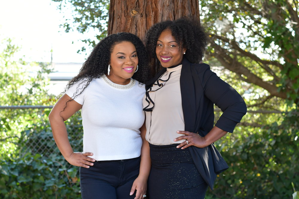 Faces behind Blessed Kiss Cosmetics