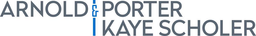 Arnold & Porter Kaye Scholer logo.jpg