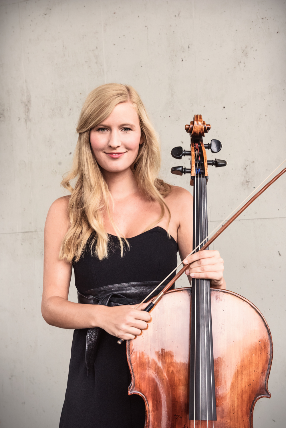 ella rohwer, cello