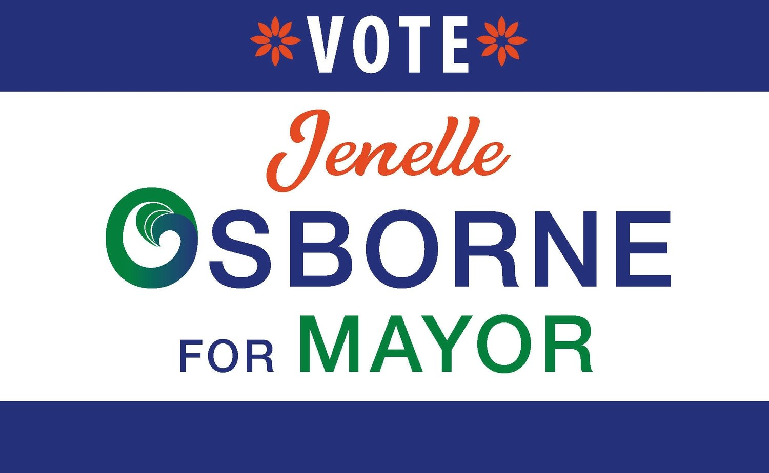 Jenelle Osborne for Mayor