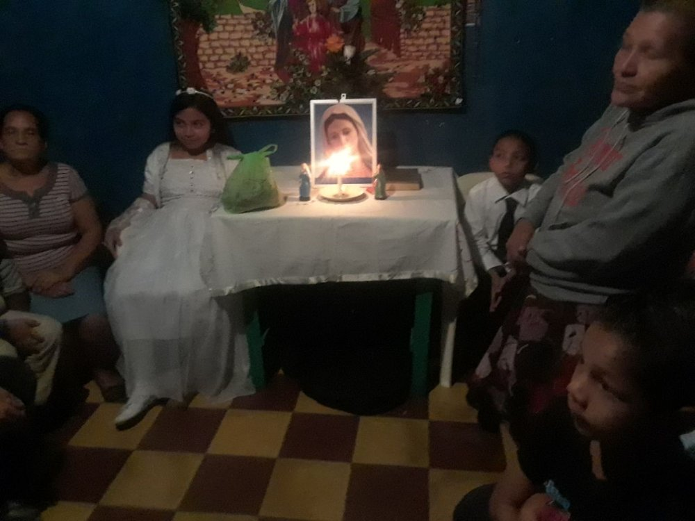 CHRISTMAS IN HONDURAS -
