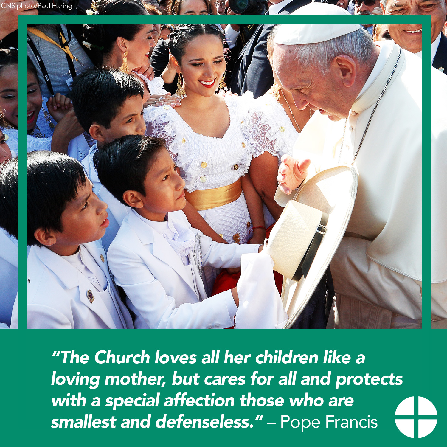National Child Abuse Prevention Month — Our Lady of Grace Catholic