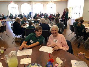 Pen Pals — Our Lady of Grace Catholic Church