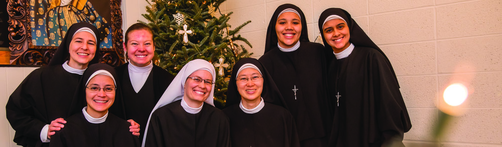 CHRISTMAS AT THE CONVENT -