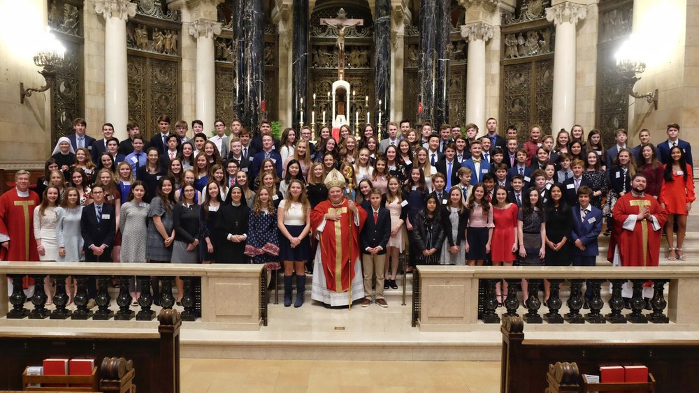 Confirmation 2019 ALL KIDS IN THE PICTURE 2019.jpg